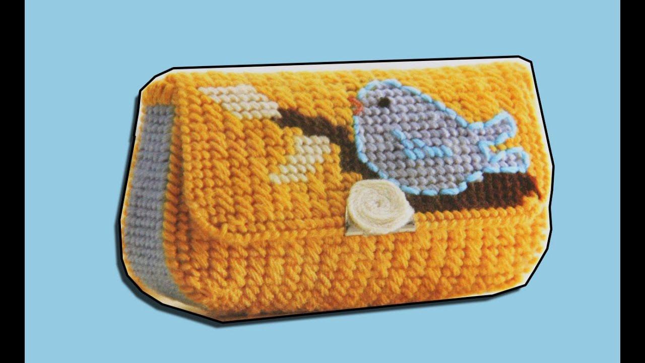 Вышивки сумочки по пластиковой канве