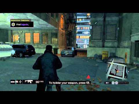 Watch Dogs Fastest Hacker Kill NA