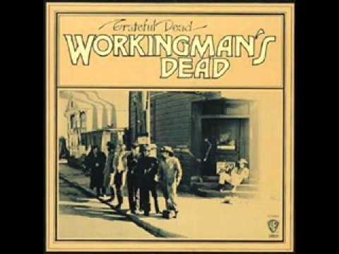 Grateful Dead - New Speedway Boogie (Studio Version)
