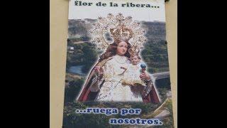 Despedida Virgen del Rosario  Fiestas 2014 Valdeganga