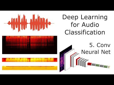 Convolutional Neural Network - Deep Learning for Audio