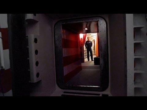 Nuke door open; Air Force officer asleep