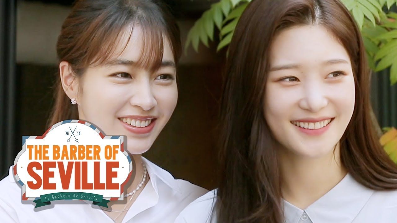 Jung Chae Yeon Can Certainly Say that Lee Min Jung was Very Beautiful [The Barber of Seville Ep 1]