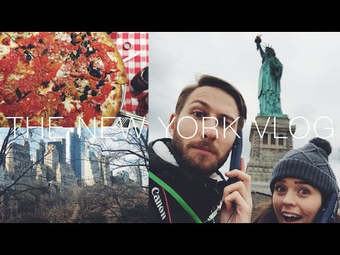 The New York Vlog | ViviannaDoesVlogging