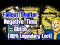 Fallout Shelter - Negative Time Glitch (Patch 1.1)