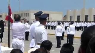 "Colegio Militar ""Leoncio Prado"" Relevo de Estado Mayor 2013"