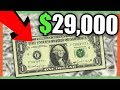 RARE MONEY TO LOOK FOR IN YOUR WALLET - RARE BANK NOTE DOLLAR BILLS WORTH MONEY!!!