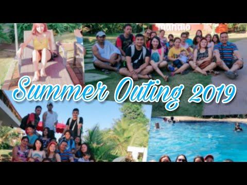 Family Summer Outing 2019 || Terraza Manalo Resort & Venue