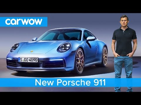 All-new Porsche 911 - full details on the 992 including one way it's NOT better than the old 991!