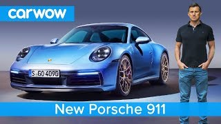 All-new Porsche 911 - full details on the 992 including one way it