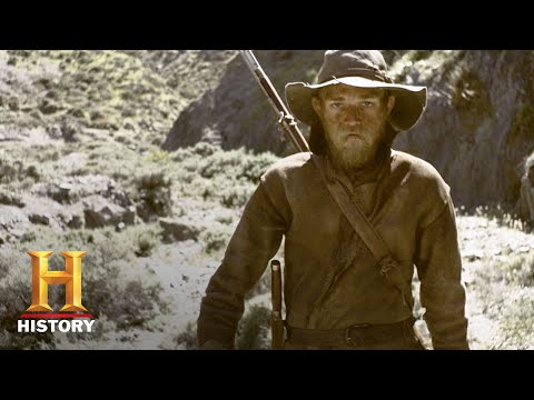 The Myths Of The Frontier | The Men Who Built America: Frontiersmen | History