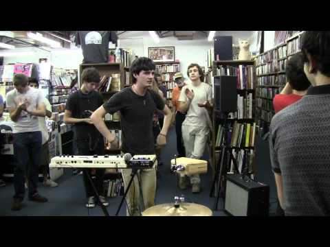 Totally Nebular /  Record Store Day Mojo Books and Music, Tampa,2010