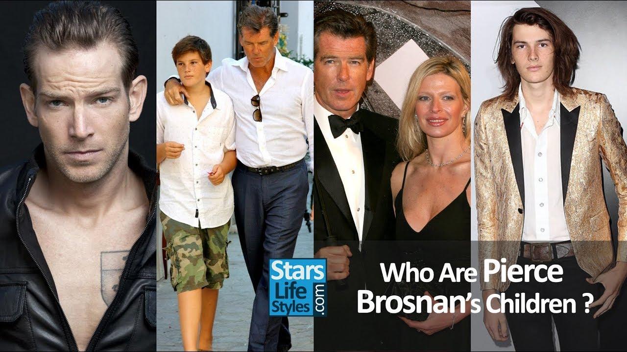 Pierce Brosnan Son
