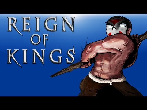 Reign of Kings (Random Funny Moments) Drums, Dancing And Uber Rope!