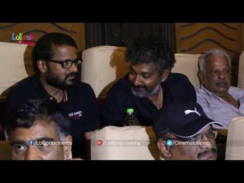 Rajamouli at Janatha Garage Movie Benfit Show – Public Talk – Movie Review