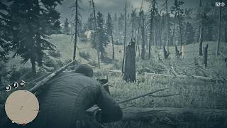 Lucky Perfect Elk Pelt Kill - Red Dead Redemption 2