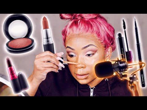Makeup Tutorial... But make it ASMR!