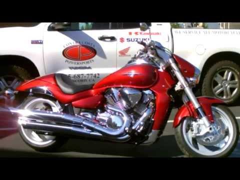 Contra Costa Powersports-Used 2007 Suzuki M109R Power Cruiser Big Bore V-twin 1783cc