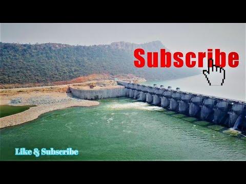 Pulichinthala Dam | shoot with Dji Mavic Mini