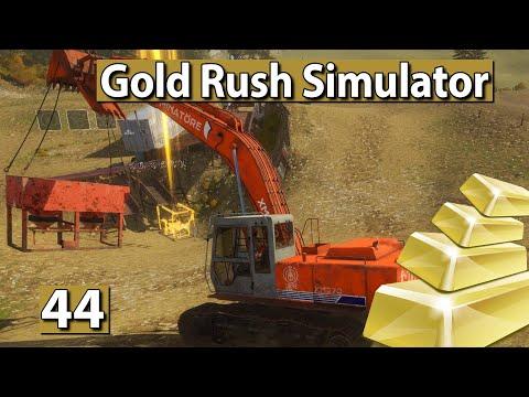 GOLDGRÄBER SIMULATOR 💰 Neue Tier 3 Module ► #44 Gold Rush Gameplay deutsch