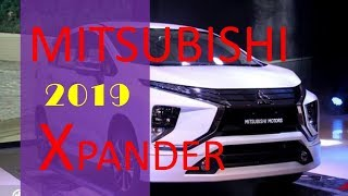 2018 Mitsubishi Xpander 2019 exterior indonesia test drive review