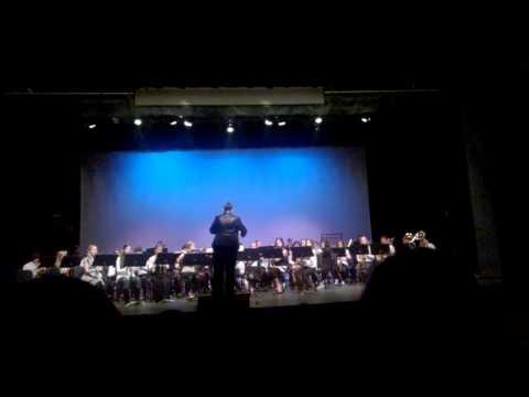 Tolt Middle School 8th Grade Band- Riffs and Rhythms