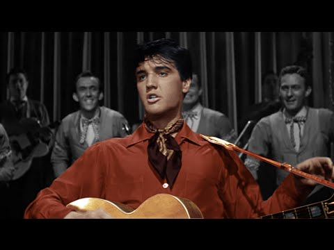 Elvis - King Creole - Fade To Color