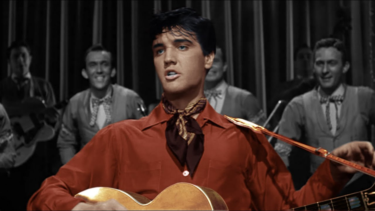 Creole  Elvis - King Creole - Fade To Color - YouTube