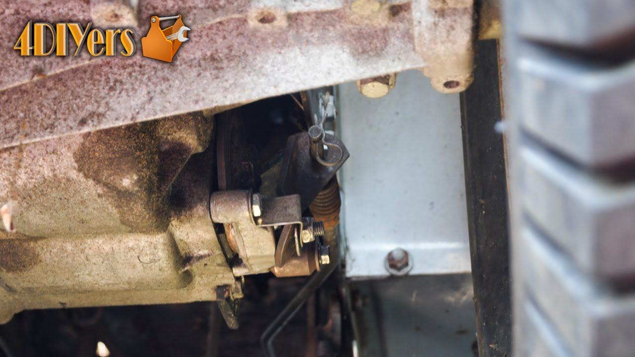 Troy Bilt Gtx 2446 Garden Tractor Parts