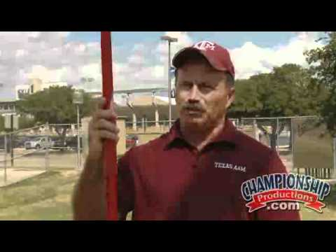Texas A&M Track & Field Series - Drills And Progressions For Championship Javelin