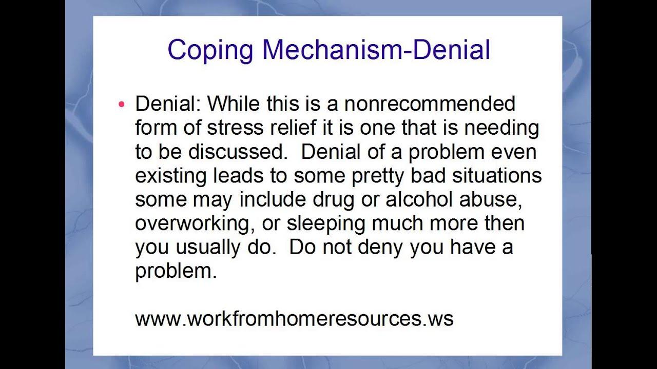 Coping Mechanism Suomeksi