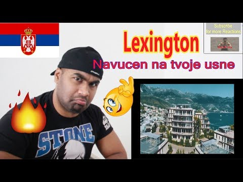 Lexington - Navucen na tvoje usne  |Reaction |Aalu Fries