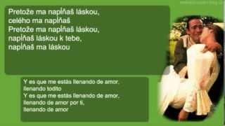 Javier Rodríguez - Llenando de amor (preklad) Adrián & Graciela