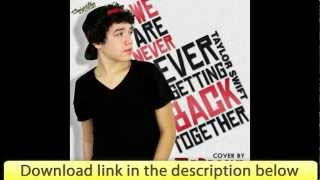 Taylor Swift - We Are Never Ever Getting Back Together (Audio) - Cover by Tae Brooks