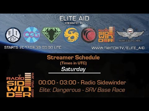 official radio sidewinder live