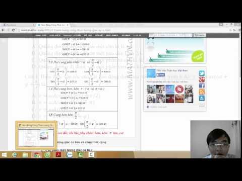 Ôn tập lý thuyết Vật Lý 12 - Ôn Thi THPT Quốc gia 2015 - Phần 1