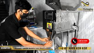 Low Cost Granule Filling Machine | Powder Filling Machine |  Band Sealing Machine upto 5 kg