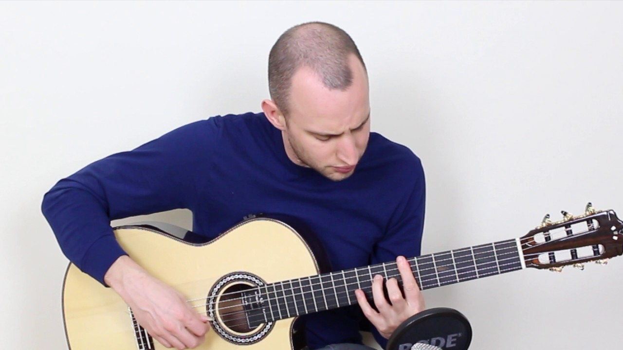 I Will Follow You Into the Dark - Fingerstyle Guitar Cover - YouTube