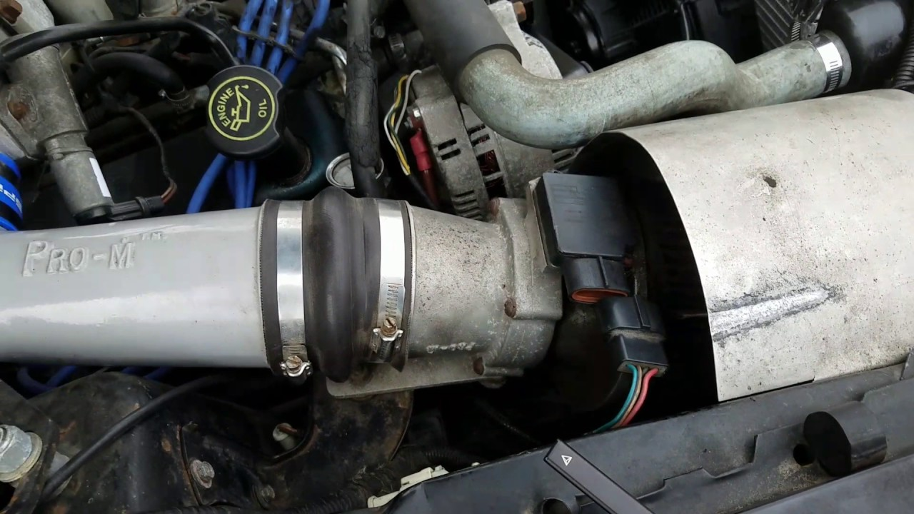 1993 Mustang 5 0 Maf Iac Issues