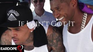 Chris Brown   If I Ain't Got It ft  Usher NEW SONG 2017