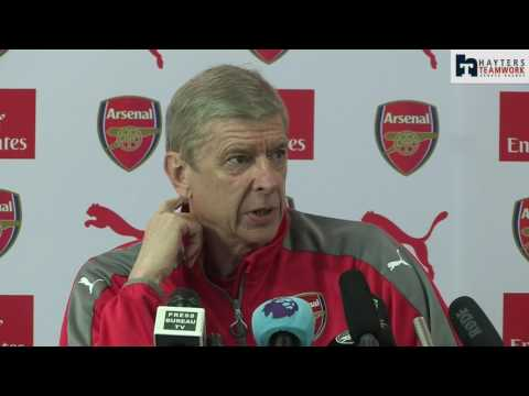 'French elections?' Sarcastic Wenger avoids talk on future