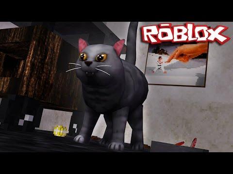 Roblox com Facecam – Virei uma gatinha (ft. Úrsula) (House Pets)