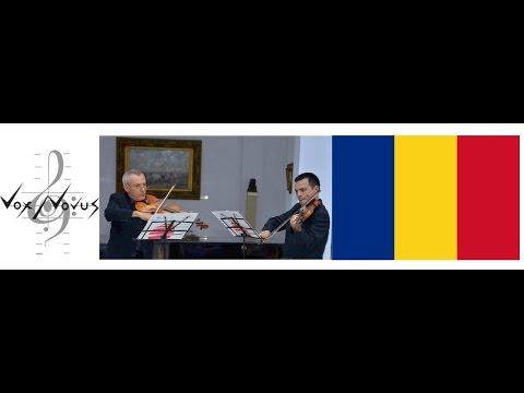 "Robert Voisey ""Music In Motion"" Arr  Duo Mihai, violins   VNR22OCT2015"