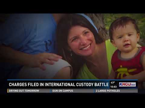 Charges filed in international custody battle