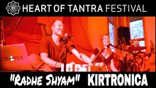 "Élisa & Blair - ""Radhe Shyam"" Kirtronica @ Heart of Tantra Festival"