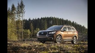 Subaru Ascent 2019 Review
