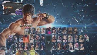 Tekken 7 - Law Playthrough (XBOX ONE)