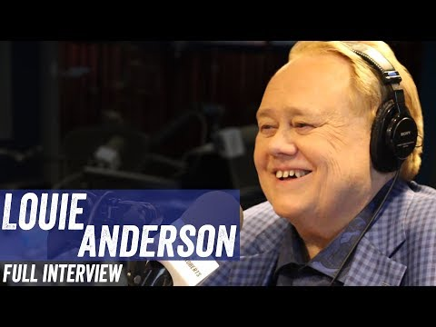 Louie Anderson  'Hey Mom', Flying, 'Baskets'  Jim Norton & Sam Roberts