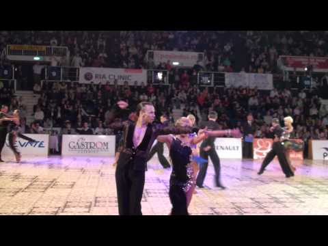 DANCE MASTERS 2011 - IDSF INTERNATIONAL ADULT OPEN LATIN - SEMIFINAL - P2