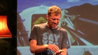 Do something new every single day | Dave Cornthwaite | TEDxYouth@Bath